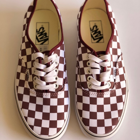 ebc93891fe Vans Authentic Checkerboard Port Royale